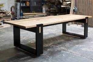 Dining Table Melbourne The Strathewen Custom Made Dining Tables Melbourne
