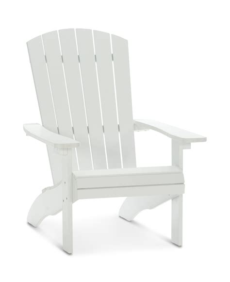 Adirondack Chair White by Adirondack Chair By Furniture Creations Direct Hom Furniture