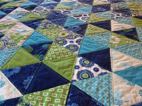 Quilting Makes The Quilt by Triangle Quilt Archives The Sassy Quilter