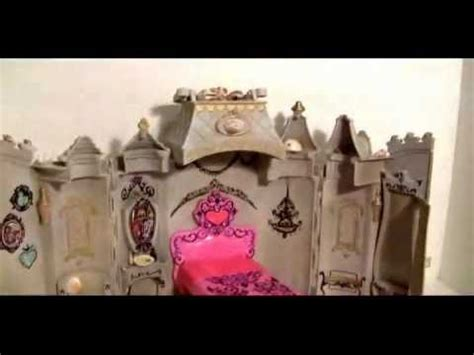 monster high doll house review monster high doll house lagoon blue sand castle ooak review youtube