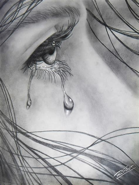 Pictures And Tears tears in the wind by robersilva on deviantart