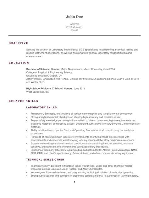 Free Resume Help Vancouver Postdoc Cv Template Special Education Resume Elementary