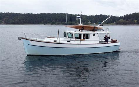 sam devlin boat building kokanee 38 devlin designing boat builders