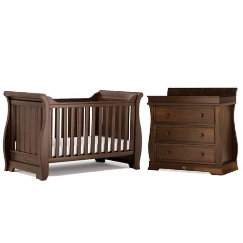 Boori Sleigh Cot Bed Boori Sleigh Cot Bed Dresser Oak Cots Cot Beds Furniture From Pramcentre Uk