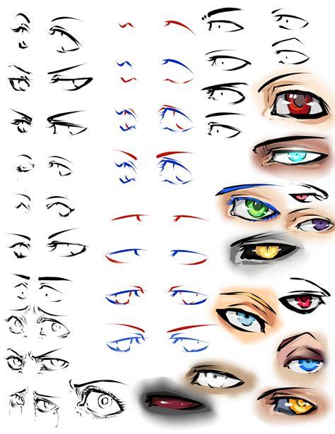 anime eyes anime eyes expressions