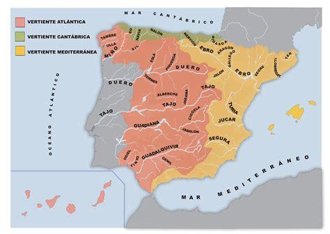 los rios de espana 5 186 de primaria r 237 os de espa 241 a