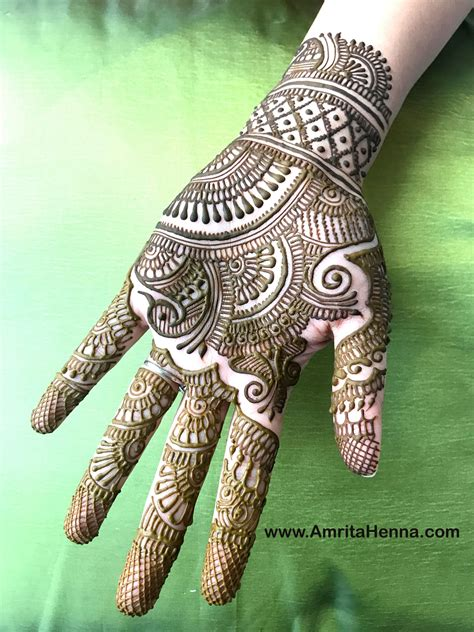 top 10 traditional henna mehndi designs for karva chauth