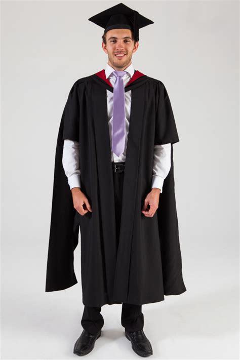 Mba Gown by Of Melbourne Masters Graduation Gown Set