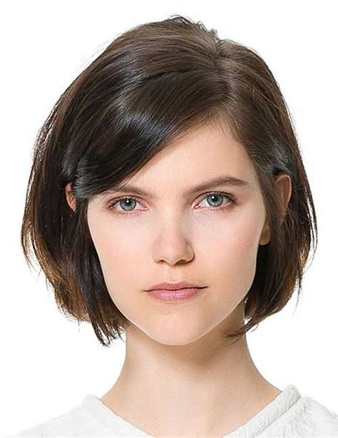 haircuts and styles for medium hair best short hairstyles for thick straight hair short