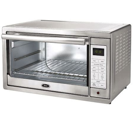 Large Countertop Oven by Oster Large Digital Countertop Oven Qvc