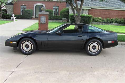 84 Corvette Interior 1984 Chevrolet Corvette Coupe 96863