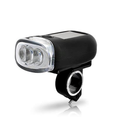 solar powered bike light wholesale dynamo and solar powered led bicycle light