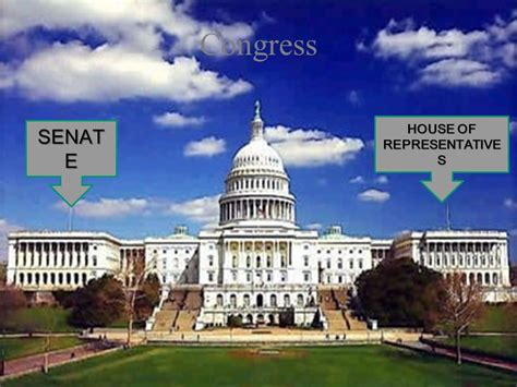 Congress House Of Representatives Senate Ppt Download