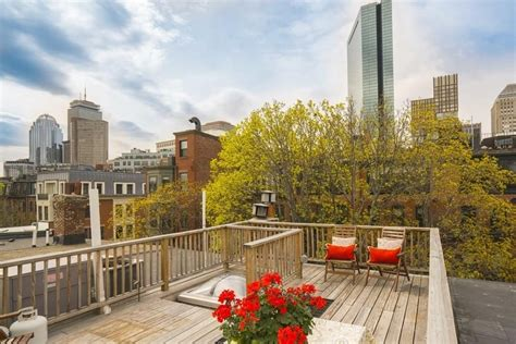 boston real estate beyond beautiful city skyline views