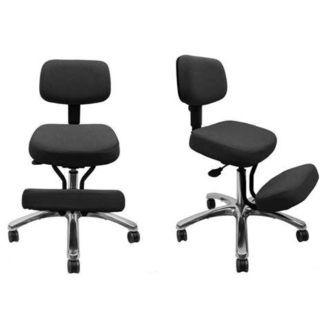 Wedges Rin 777 jazzy kneeling chair black bp1446 jobri
