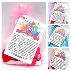 Abc Kitchen Gift Card by 30th Birthday Survival Kit Gift Card Blue Co Uk