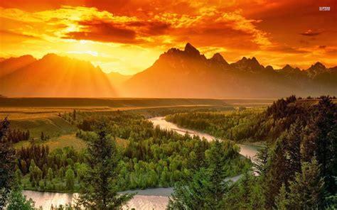 wallpaper pemandangan alam terbaru nature wallpaper