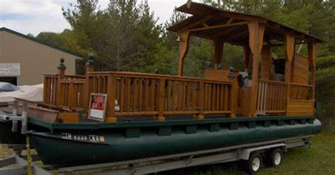 drift boat must haves a pontoon boat walks into a woody boat bar classic