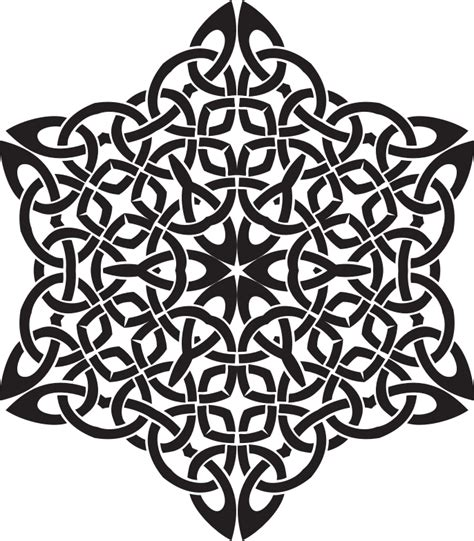 celtic pattern png clipart celtic knot design 4