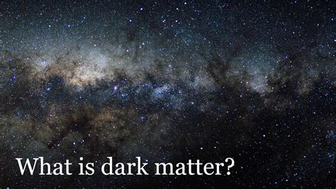 what is black matter our galaxy might be a wormhole
