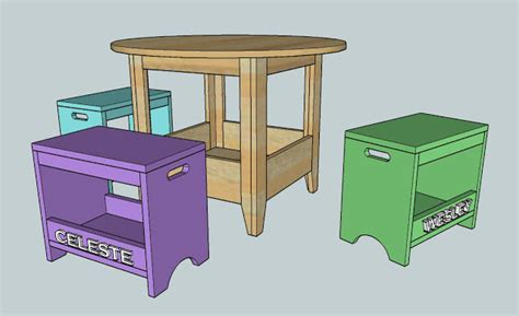 Play Table With Storage by Play Table With Storage Plans Plans Diy Free