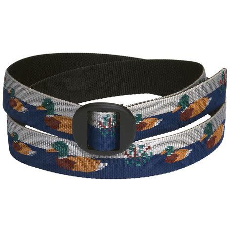 pattern web belts bison designs web belt for men and women 2081d save 46