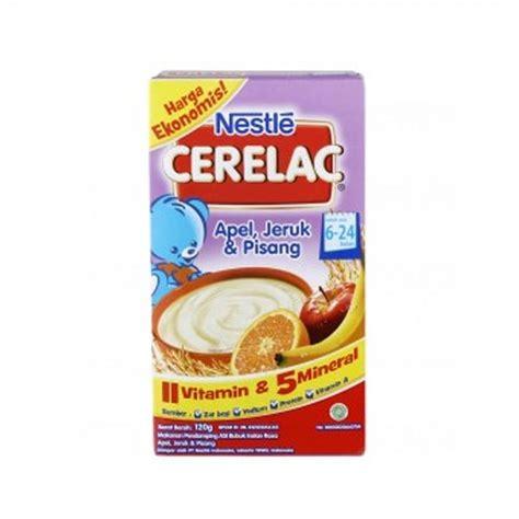 cerelac apel jeruk pisang seroyamart groceries and supermarket