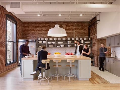 airbnb s portland office offers a diverse range of working