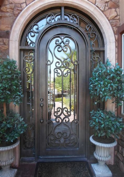 Front Door Iron Best 25 Iron Doors Ideas On Steel Doors Iron Front Door And Steel Windows
