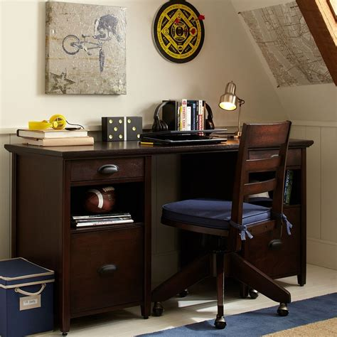 14 Study Room Ideas For Teenages Boys Study Room Dark Desk Desk For Room