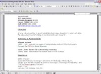 Resume Writing Tools Software by Resume Writing Tool 1 0 For Windows 10 Free On