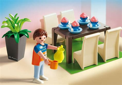 playmobil set 5335 grand dining room klickypedia - Esszimmer Playmobil
