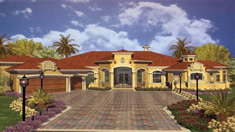 mediterranean villa house plan luxury tuscan style floor plan spanish style homes house plans italian style house