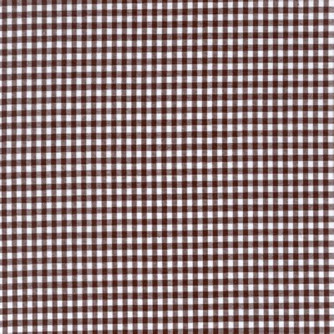 brown gingham curtains 60 quot brown gingham check fabric 1 8 quot check 20 yards by