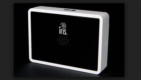 iris smart hub home automation alarm security system