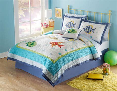 sea themed bedding underwater room light little mermaid wall decor bedroom