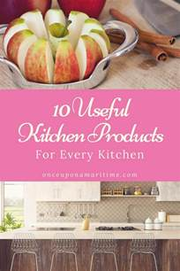 10 useful kitchen products once upon a maritime