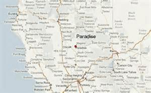 paradise california location guide