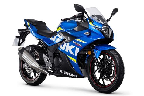 Suzuki New Bike 250cc Suzuki Gsx250r Price Announced Mcn