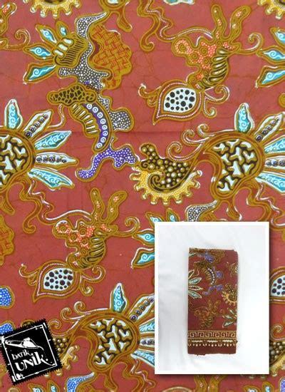 Kain Batik Terkeren Kain Batik Katun Primis kain batik katun primis semi tulis motif kontemporer