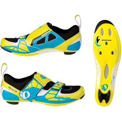 triathlon road bike shoes 2013 pearl izumi mens tri fly iv carbon triathlon spd sl