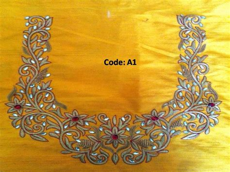 design patterns for embroidery zardosi work 2009 17 best images about aari work designs on blouses on