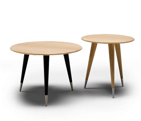 Round Retro Coffee Tables From Danish Furniture