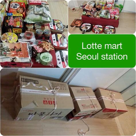 Freezer Di Lotte Mart shopping di lotte mart seoul station diary
