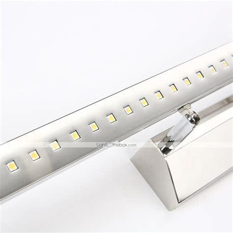 estimable led bathroom light fixture bathroom cabinets led modern led mirror front make up bathroom vanity light wall