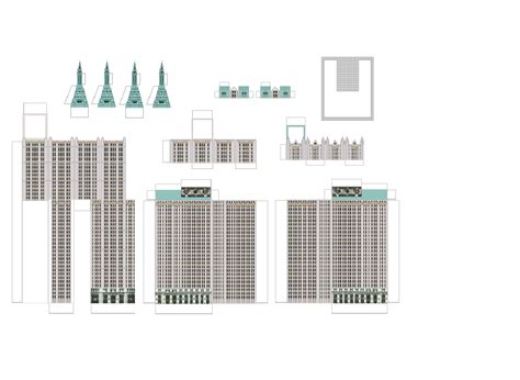Building Papercraft - deleted models skyscrapercity