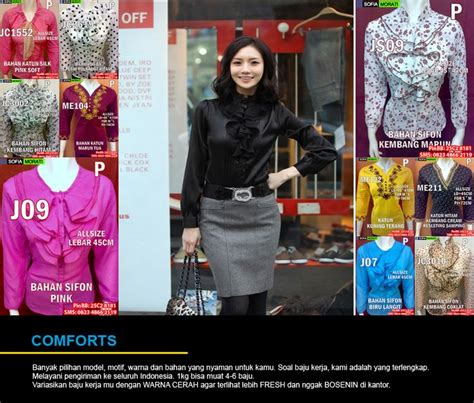 Sweater Wanita Murah Wanda Top 12 best images about jual baju kerja wanita murah on brown belt and grey cardigan