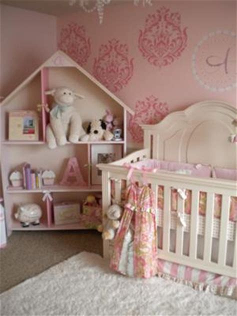pink nursery ideas elegant pink nursery pictures