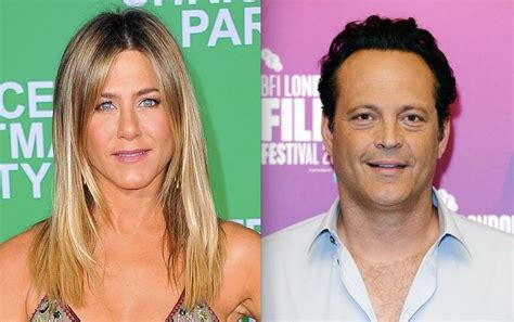 Aniston Tells Oprah She Hasnt Split With Vaughn by Aniston Leaning On Vince Vaughn Amid Divorce