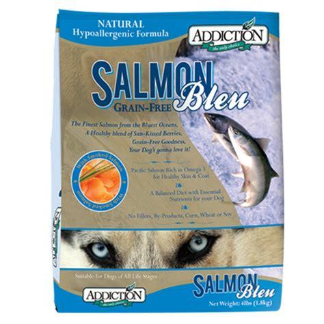 Dogfood Taste Of The Salmon Adlt Repack 1kg Addiction Salmon Bleu Food 187 Nekojam